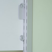 Toprail - Commercial cupboard support set