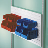 Toprail - Lipped support panels