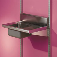 Toprail - Stainless Steel Sink Unit